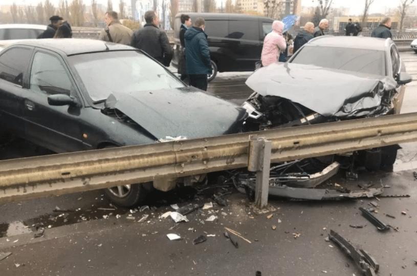 ДТП Винница - Центральный мост
