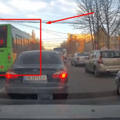 Автобус Винница